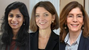 Mujeres/Women/FMI/BM/OCDE